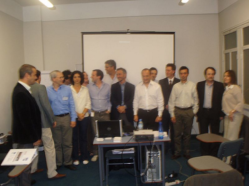 Buenos Aires CRM Certification 2008